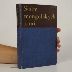 náhled knihy - Sedm mongolských koní