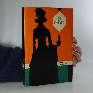 náhled knihy - Ta dáma