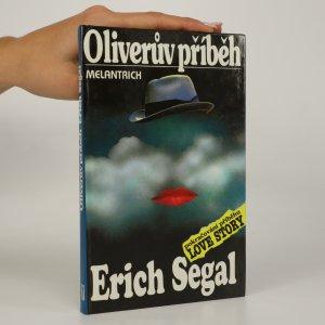 náhled knihy - Oliverův příběh