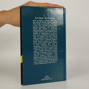 antikvární kniha Oliverův příběh, 1993