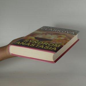 antikvární kniha Syndrom Anastasia, 2015