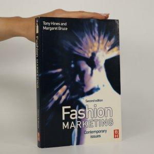 náhled knihy - Fashion Marketing