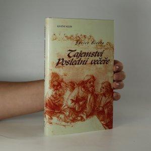 náhled knihy - Tajemství Poslední večeře