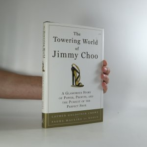náhled knihy - The Towering World of Jimmy Choo