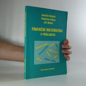náhled knihy - Finanční matematika v příkladech