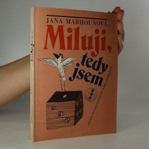 náhled knihy - Miluji, tedy jsem