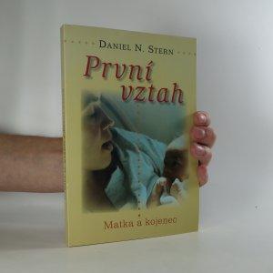 náhled knihy - První vztah. Matka a kojenec