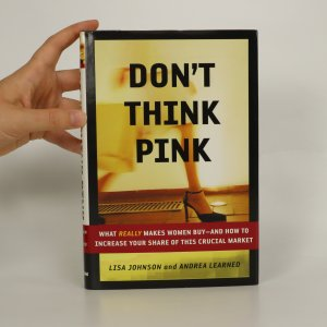 náhled knihy - Don't think pink