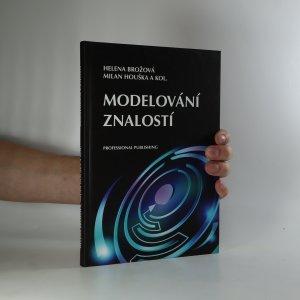 náhled knihy - Modelování znalostí