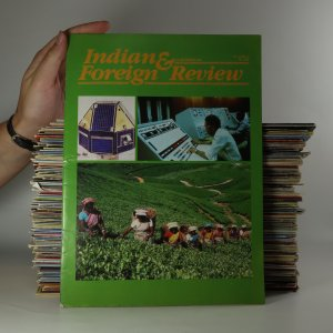 náhled knihy - Indian & Foreign Review (118 sešitů z let 1982-1987)