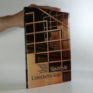náhled knihy - Slavné vily Ústeckého kraje