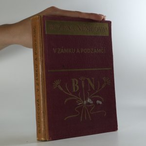 náhled knihy - V zámku a podzámčí a jiné povídky