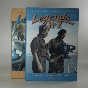 náhled knihy - Legenda H + Z. 1.-2. díl. (2 svazky).