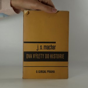 náhled knihy - Dva výlety do historie
