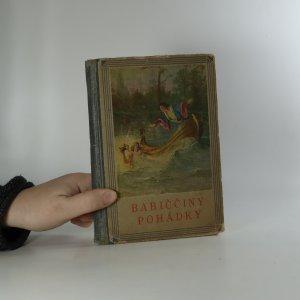 náhled knihy - Babiččiny pohádky