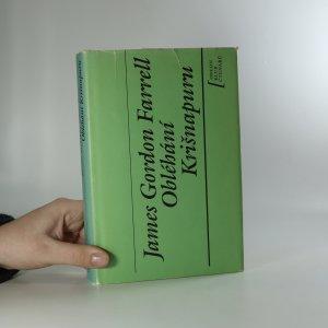 náhled knihy - Obléhání Krišnapuru
