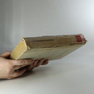 antikvární kniha Mechanika kontinua, 1959
