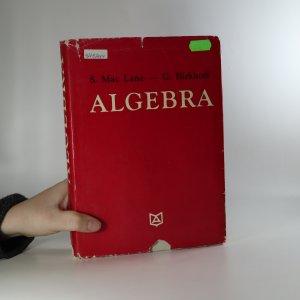 náhled knihy - Algebra