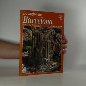 náhled knihy - Lo mejor de Barcelona (kniha + mapa)