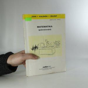náhled knihy - Matematika (pokračování)