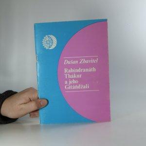 náhled knihy - Rabíndranáth Thákur a jeho Gítáňdžali