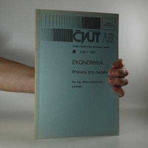 náhled knihy - Ekonomika. Příklady pro cvičení
