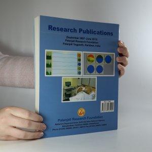 antikvární kniha Research Publications, 2007-2015