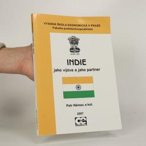 náhled knihy - Indie jako výzva a jako partner