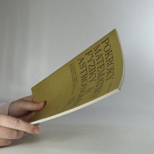 antikvární kniha Pokroky matematiky, fyziky a astronomie. Ročník 39. Číslo 5., 1994