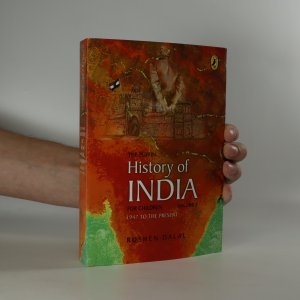 náhled knihy - The Puffin History of India for Children. 1947 to the present