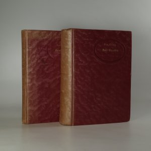 náhled knihy - Anna Karenina I.-III. díl (2 svazky, komplet)