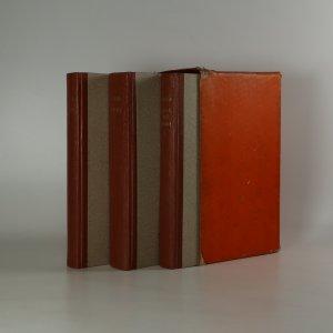náhled knihy - 3 x Julius Zeyer. Fantastické povídky I. a II. Novely (3 svazky)