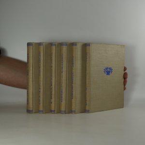 náhled knihy - 6 x Karolína Světlá (viz. poznámka)
