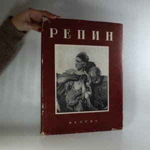 náhled knihy - Илья Ефимович Репин (Ilja Repin)