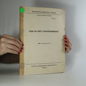 náhled knihy - Úvod do počtu pravděpodobnosti
