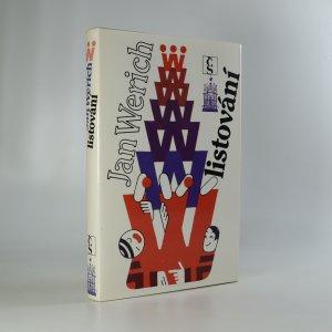 náhled knihy - Listování : úryvky z korespondence a článků