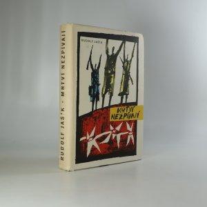 náhled knihy - Mrtví nezpívají