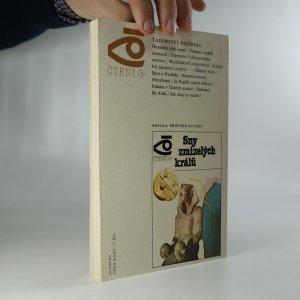 antikvární kniha Tajemství Pacifiku, 1982