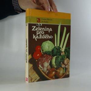náhled knihy - Zelenina pro každého