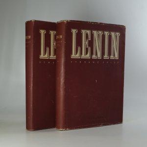 náhled knihy - Vybrané spisy ve dvou svazcích. Sv. 1 a 2