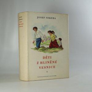 náhled knihy - Děti z hliněné vesnice