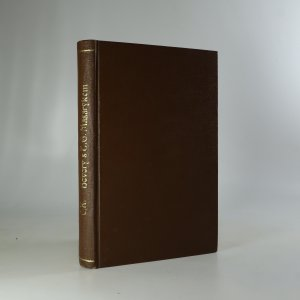náhled knihy - Hovory s T.G. Masarykem. Díl III. Myšlení a život