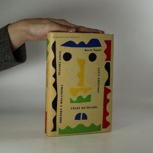 náhled knihy - Italské listy. Anglické listy. Výlet do Španěl. Obrázky z Holandska