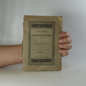 náhled knihy - Průvodce po Národním divadle v Praze
