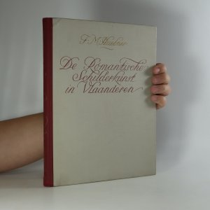 náhled knihy - De romantische Schilderkunst in de Nederlanden