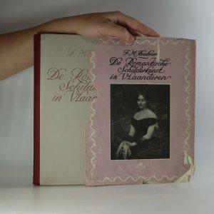 antikvární kniha De romantische Schilderkunst in de Nederlanden, neuveden