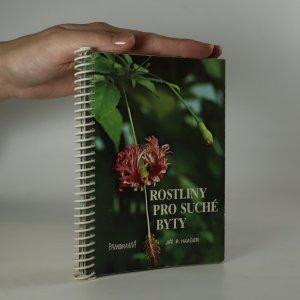 náhled knihy - Rostliny pro suché byty