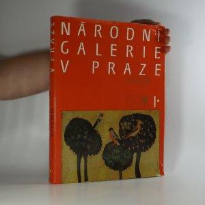 náhled knihy - Národní galerie v Praze 1.