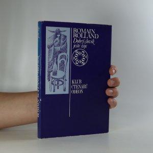 náhled knihy - Dobrý člověk ještě žije : Svatému Martinovi, patronu města Clamecy