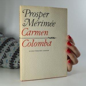 náhled knihy - Carmen. Colomba (v jednom svazku)